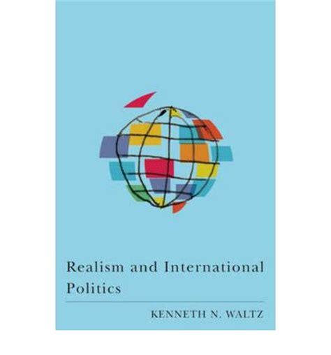 International Relations Theory Essay - International
