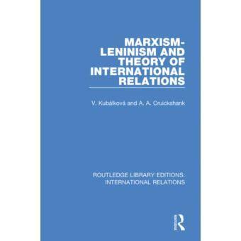 Essay on international relations theories
